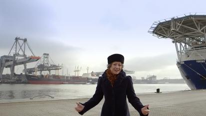 Havenbedrijf Amsterdam Jaarverslag 2012